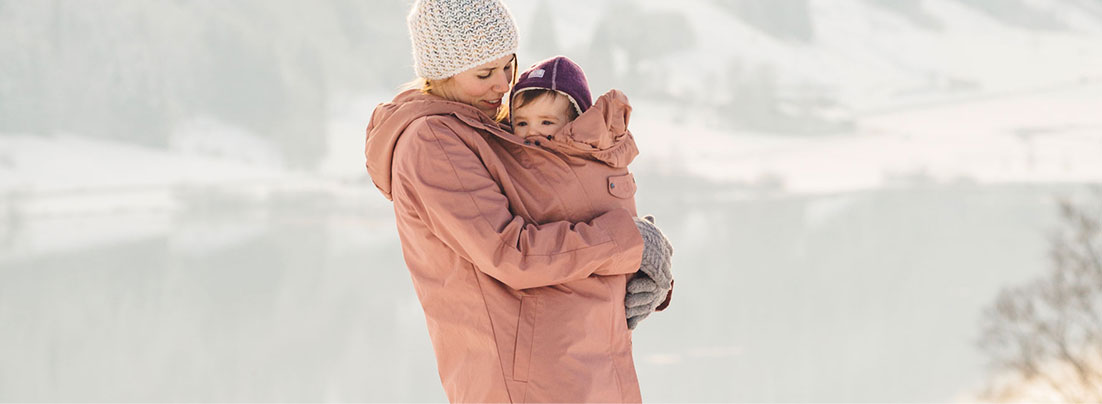 Buy babywearing clothing online in the UK