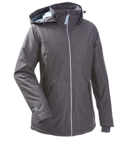 Mamalila Winter Jacket can be used on its own