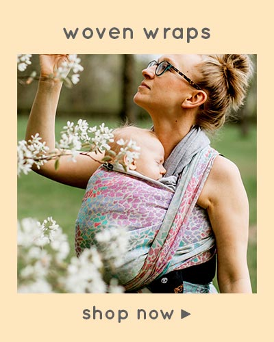 Shop for woven wraps at Love To Be Natural