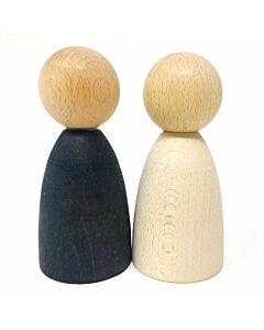 Grapat Adult Nins® Dark Wood