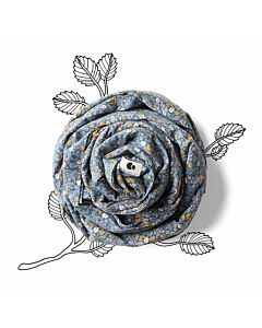 Coracor Baby Wrap Tiny Flower