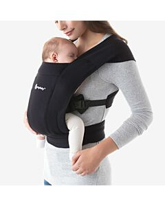 Ergobaby Embrace Newborn Baby Carrier Heather Grey