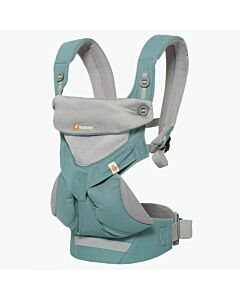 Ergobaby 360 Baby Carrier Cool Air French Blue