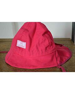 Pickapooh Classic Fireman Hat Fuchsia UV 80