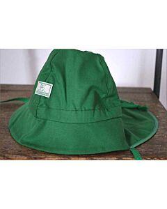 Pickapooh Classic Fireman Hat Green UV 80