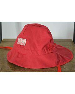 Pickapooh Classic Fireman Hat Red UV 80