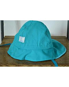 Pickapooh Classic Fireman Hat Turquoise UV 80