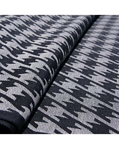 Didymos Doll Sling Houndstooth Anthracite