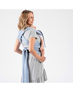 Isara Quick Half Buckle Carrier Azzurro