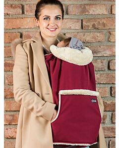 Isara Winter Cover and Hood Burgundy