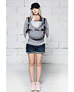 JPMBB Hoodie Carrier Athletic Grey