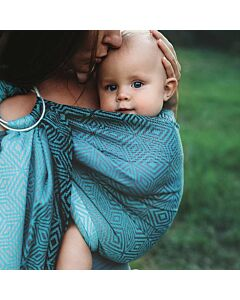 Little Frog Stormy Cube Ring Sling