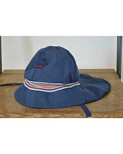 Pickapooh Fireman Hat Navy Stripe UV 80