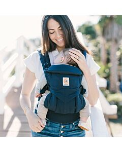 Ergobaby Omni 360 Baby Carrier All-In-One: Midnight Blue