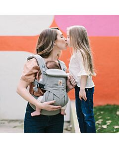 Ergobaby Omni 360 Baby Carrier All-In-One: Pearl Grey
