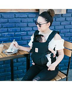 Ergobaby Omni 360 Baby Carrier All-In-One: Pure Black