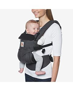 Ergobaby Omni 360 Baby Carrier All-In-One: Flores