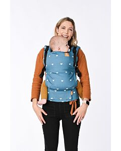 Tula Free To Grow Baby Carrier Playdate