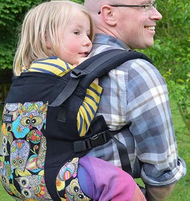 ISARA Toddler Carrier