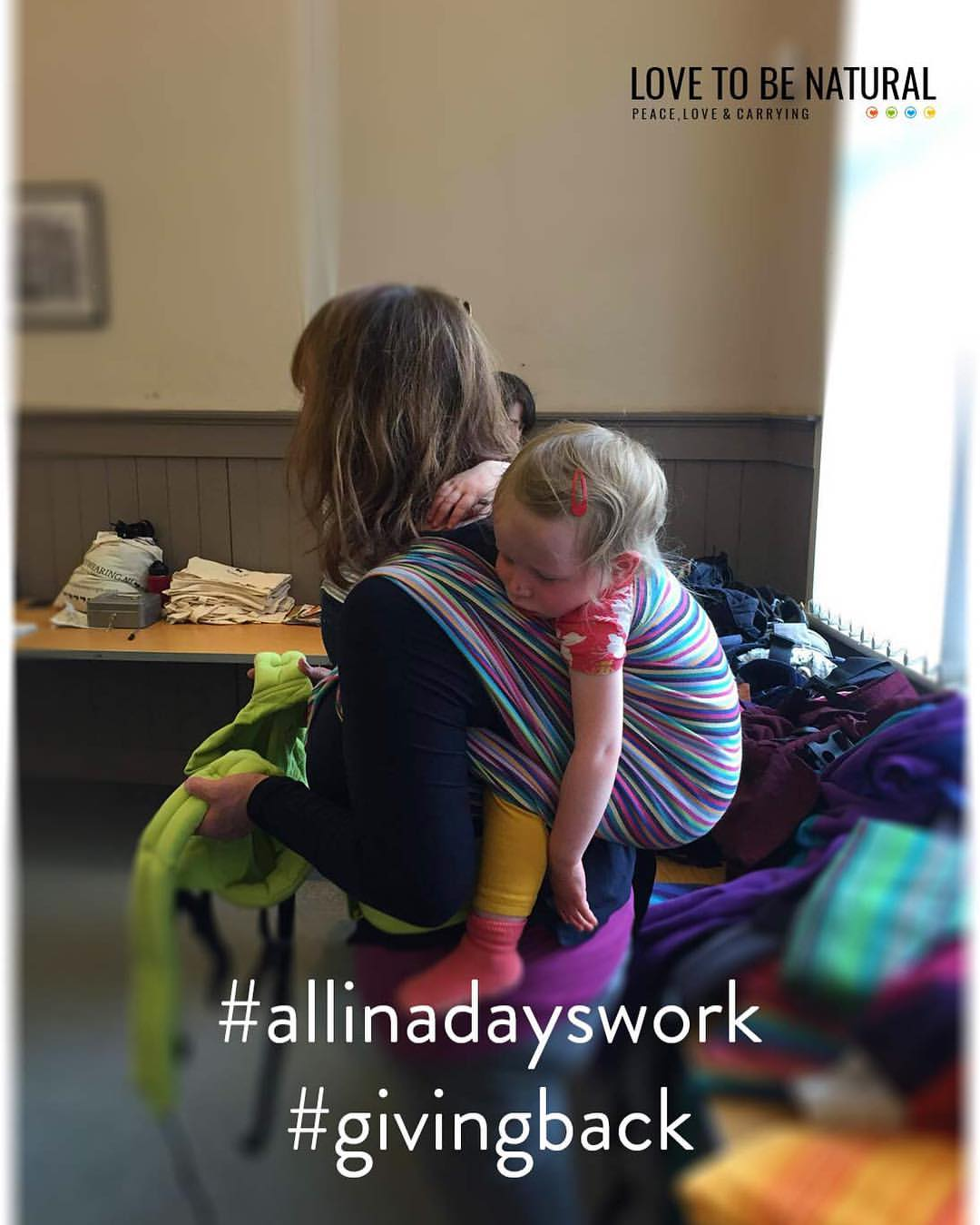 Learn More About Babywearing Safety