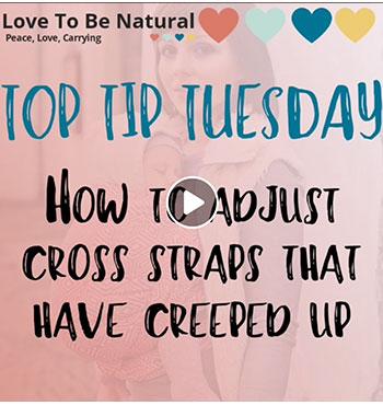 How To Adjust Cross Straps