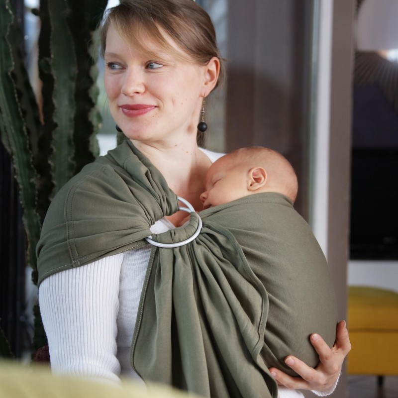 Using A Ring Sling For Newborns