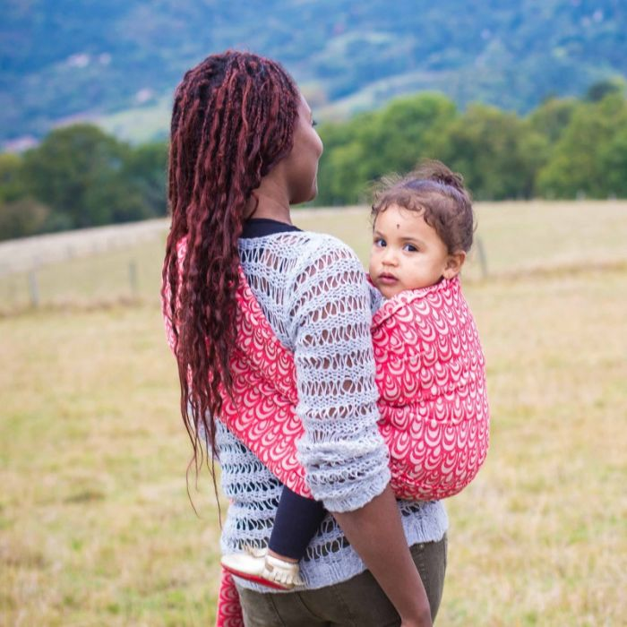 Using A Ring Sling For Toddlers