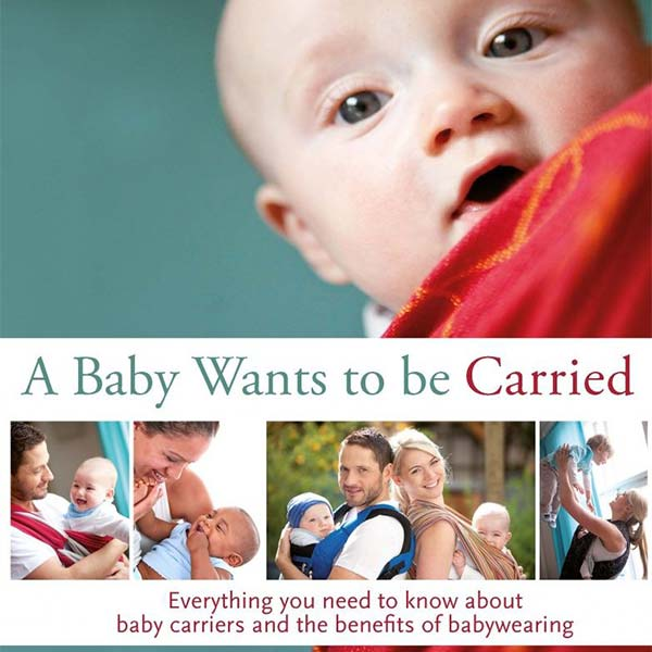 Buy babywearing books online in the UK