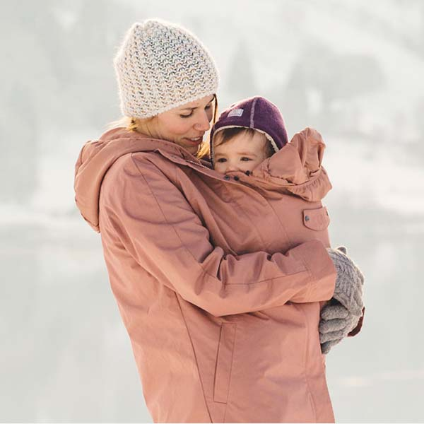Buy babywearing coats, jackets and accessories online in the UK