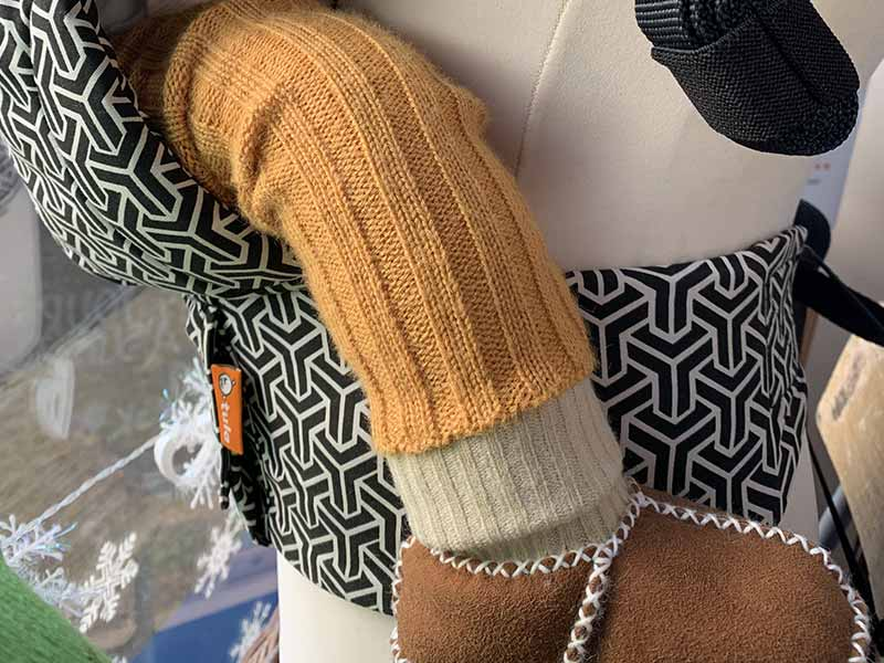 Buy babywearing legwarmers and accessories online in the UK
