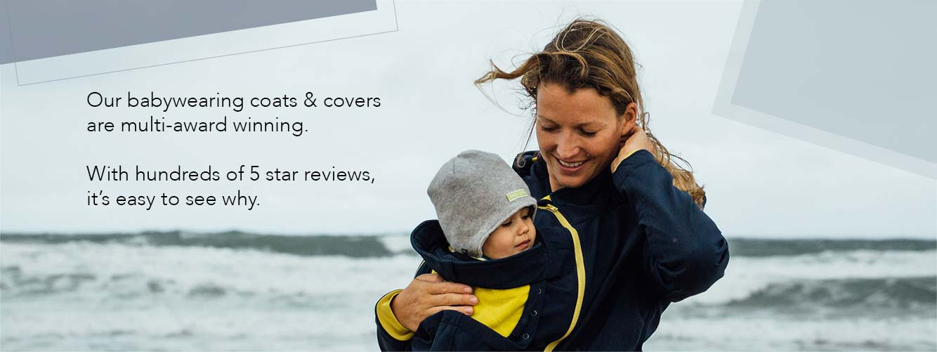 Buy babywearing accessories online in the UK