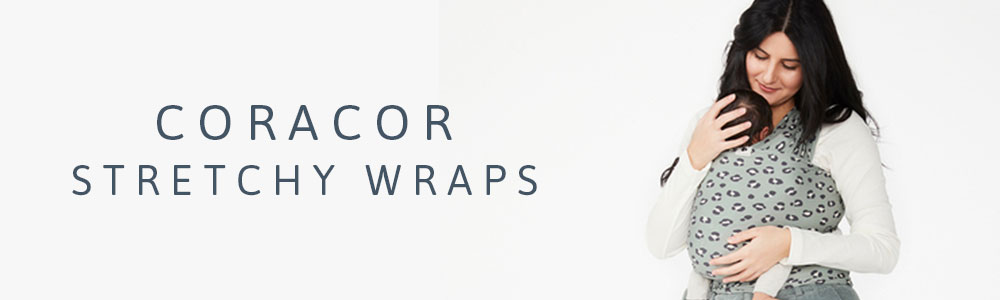 Buy Coracor Baby Wraps online in the UK with free delivery.