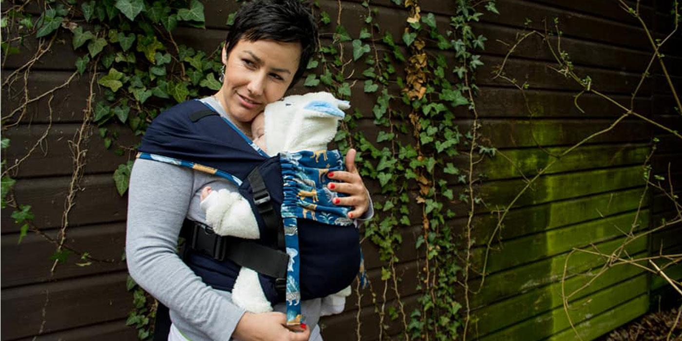 Mamaruga Zensling for newborns