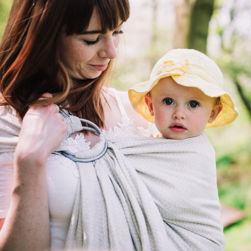 What to wear when babywearing Spring Edition