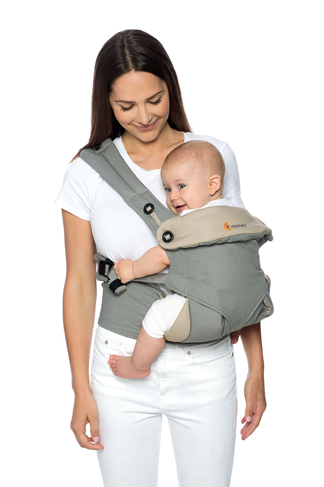 Ergobaby 360 Black Camel Hip Carry