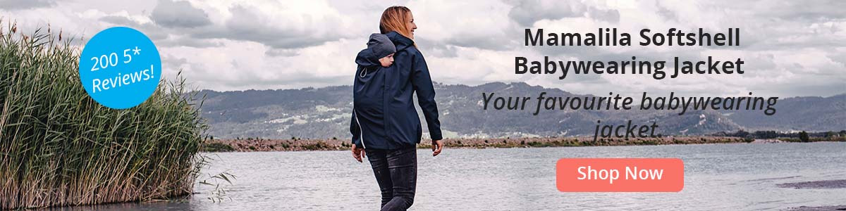 Shop for Mamalila Allweather Softshell Jacket at Love To Be Natural