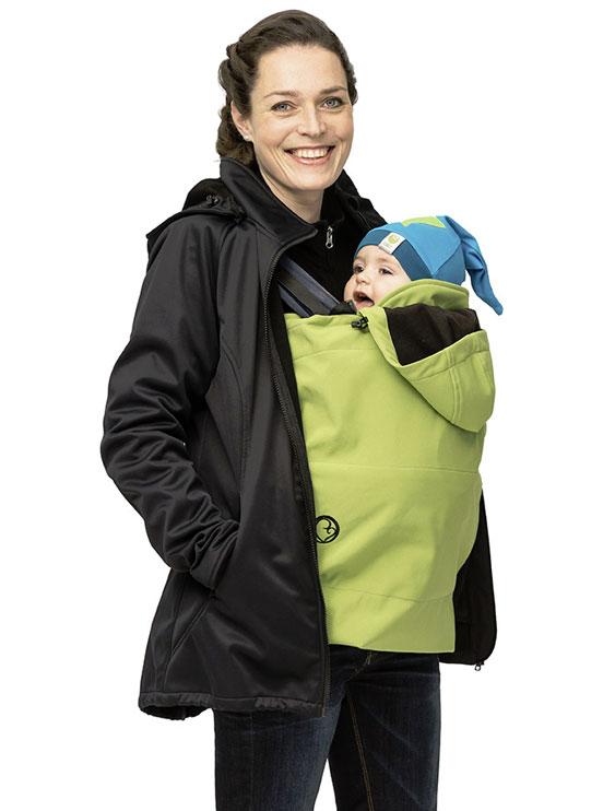 Mamalila Hardshell Rain Jacket