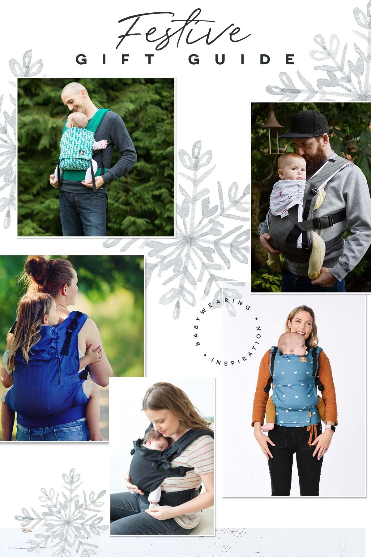 Babywearing Festive Gift Guides