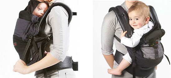 JPMBB Physiocarrier Adjustable Straps