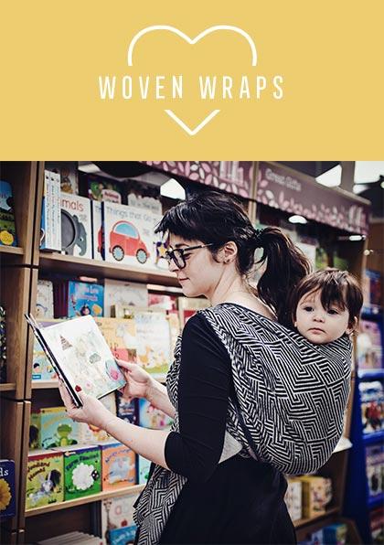 Buy Woven Wraps